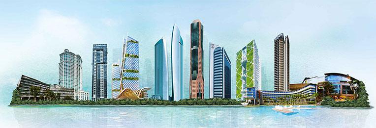 Penrose-developer-Hong Leong Group & CDL